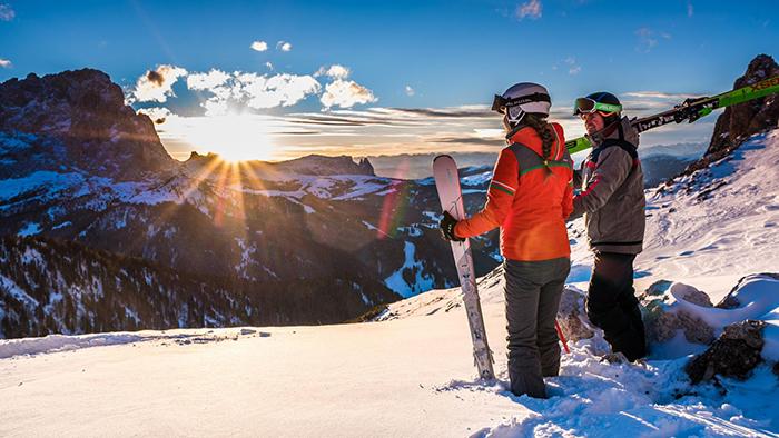 Selva-Italy-Romantic-famous-ski-resorts