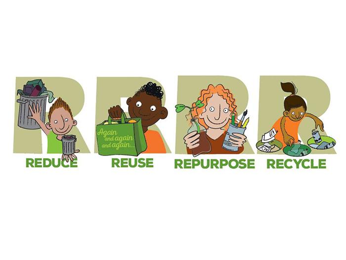 reduce-reuse-repurpose-recycle