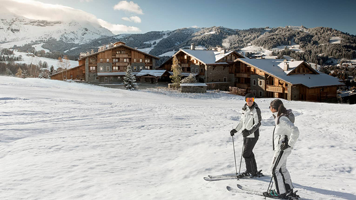 snow-places-for-honeymoon-Megeve-Luxury-Ski-Resort