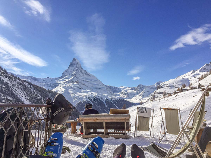 snow-places-for-honeymoon-Zermatt-Switzerland