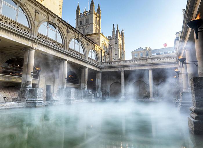 Bath-England-hot-springs