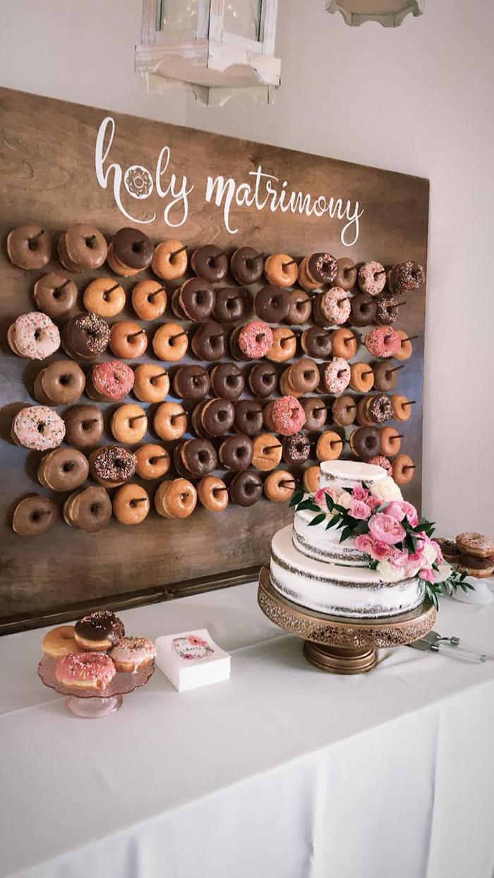 Donut-bar-ideas