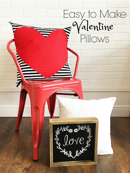 Easy-to-make-St-Valentine's-Day-decor-pillows