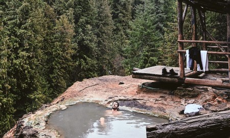 Enjoying the Hot Springs From High end Resorts to Camping
