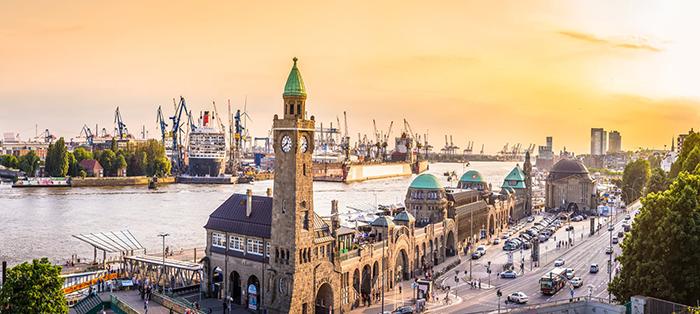 Hamburg one of the healthiest cities in Europe