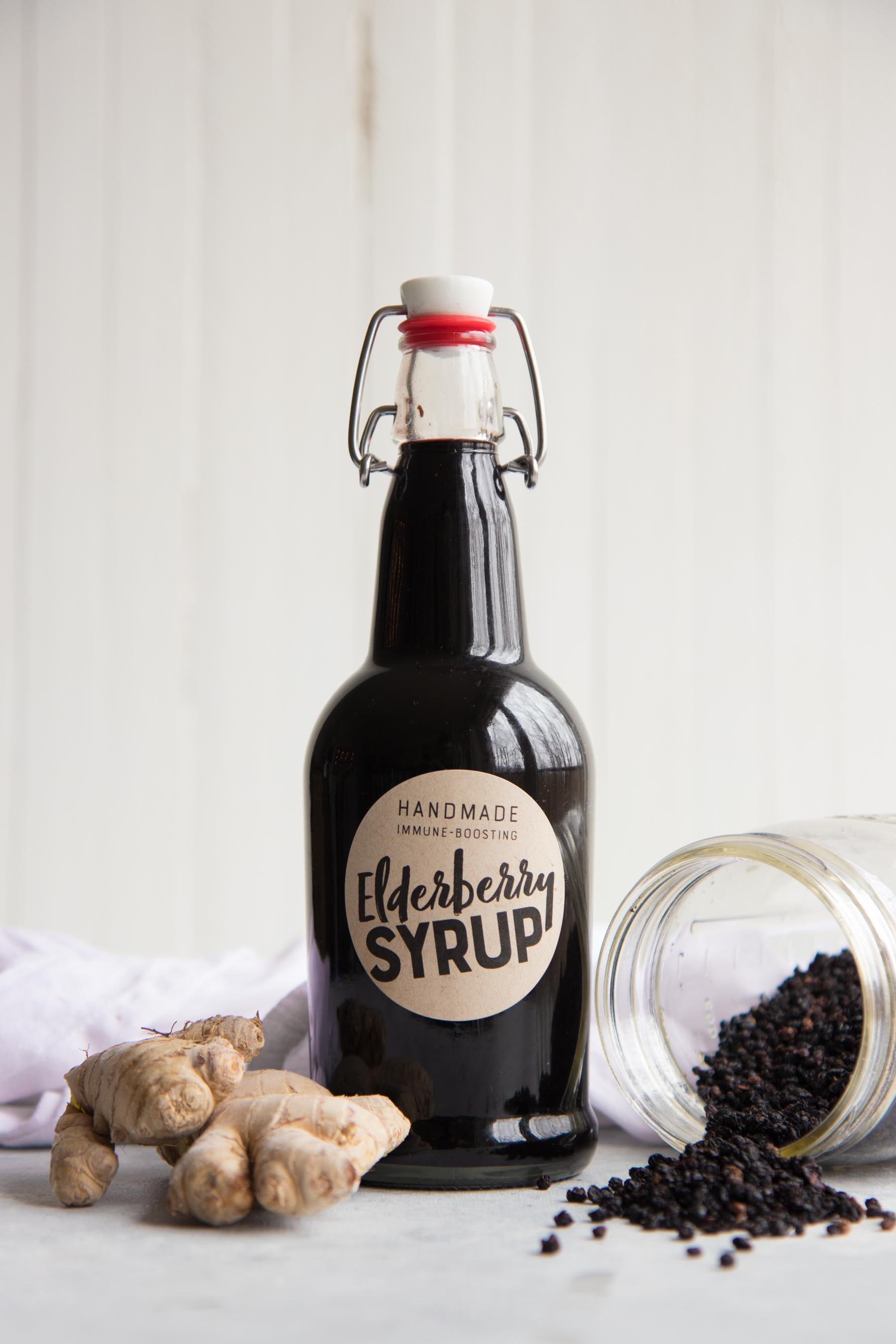 Homemade Elderberry Syrup Ideas