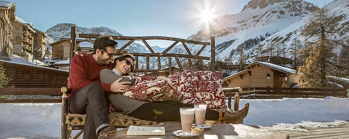 Romantic-alpine-mountain-resort-Val-d'Isere