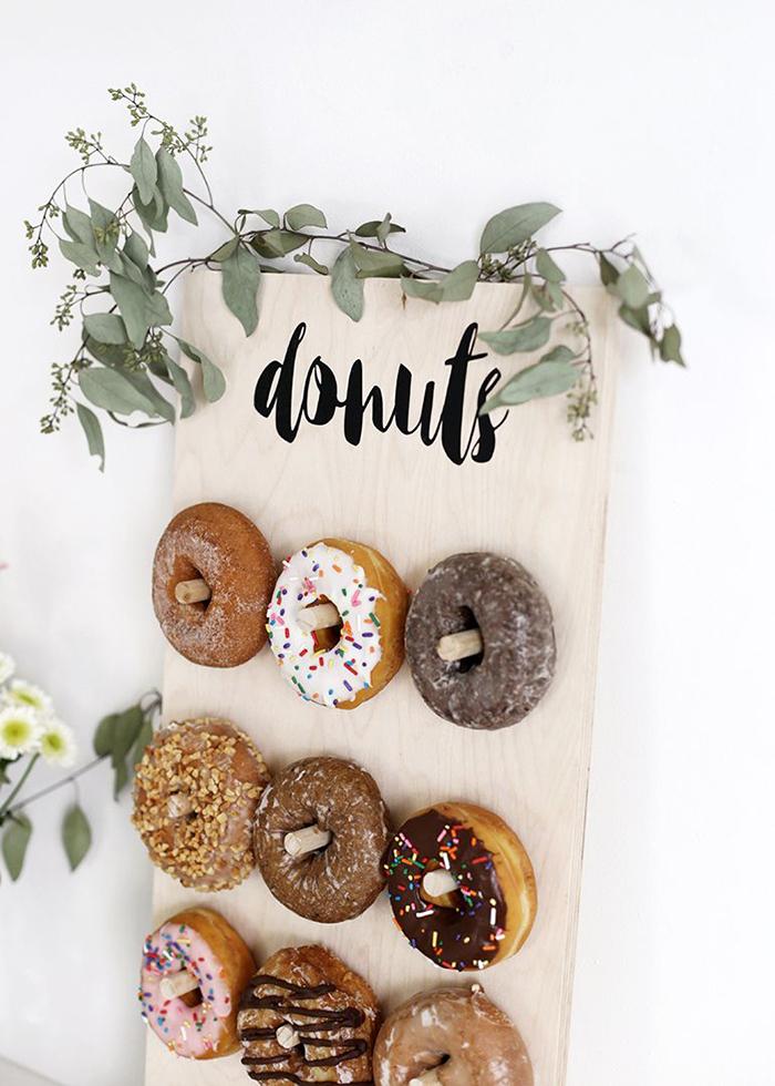 Small-Donut-bar-ideas