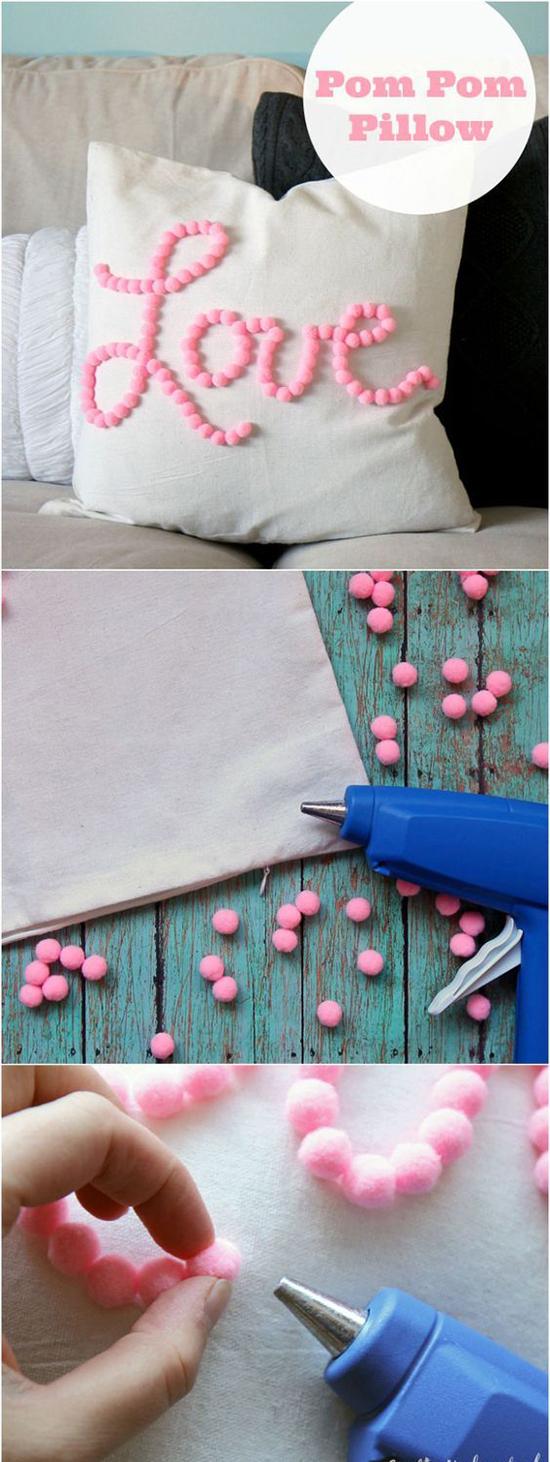 St-Valentine's-Day-Pillow-decor-ideas
