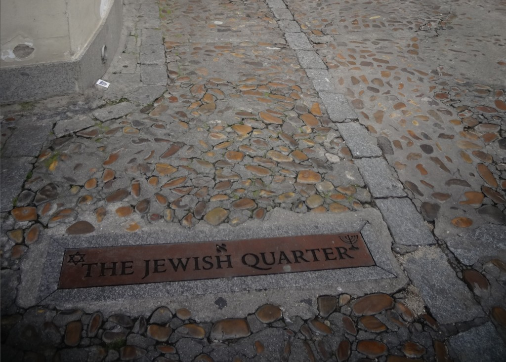 The Jewish Quarter of Toledo