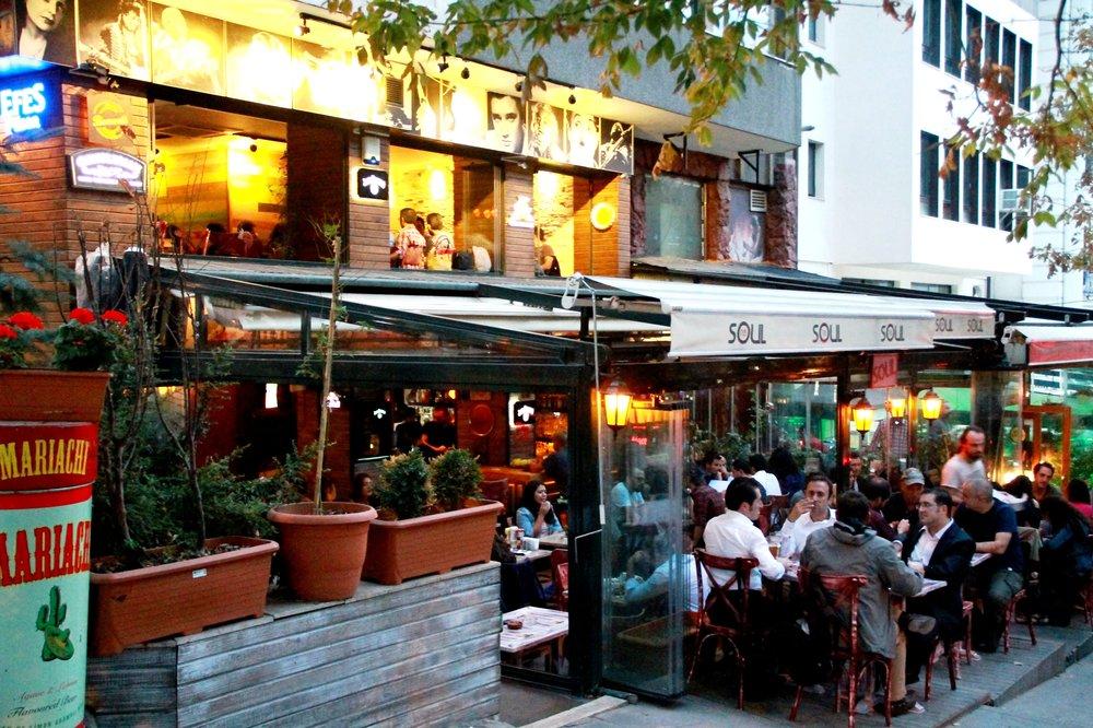Pub in Ankara