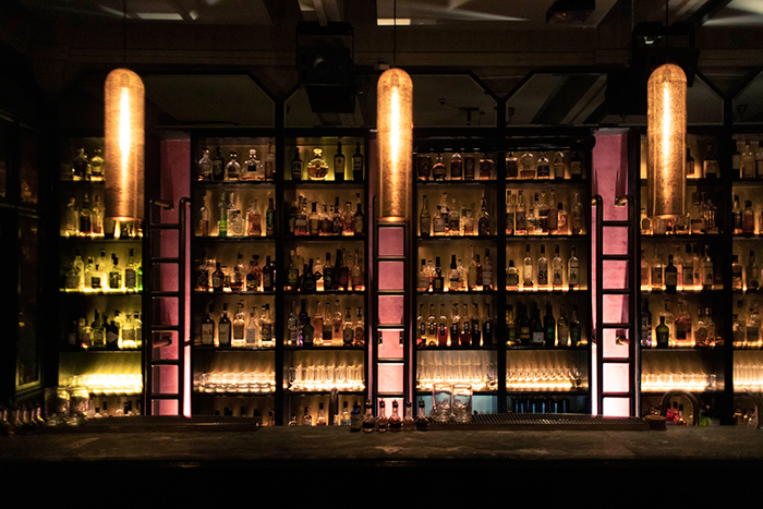 Secret bars 28 HongKong Street in Singapore