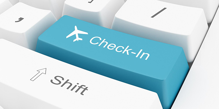 Check-in key