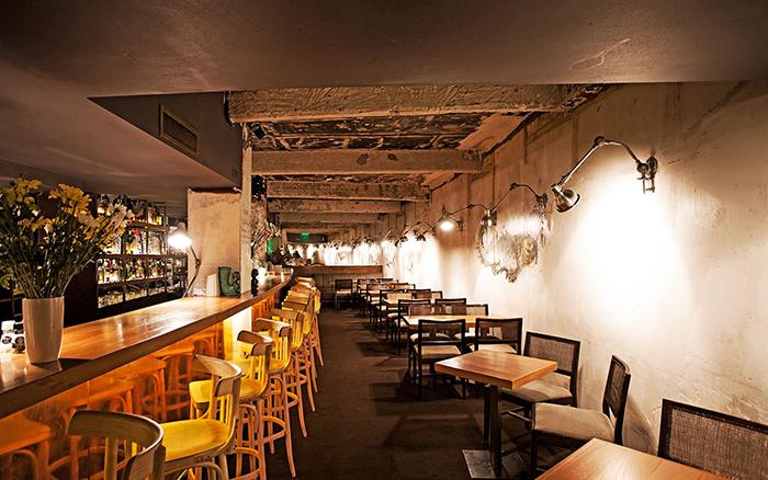 Florería Atlántico hidden bar in Buenos Aires