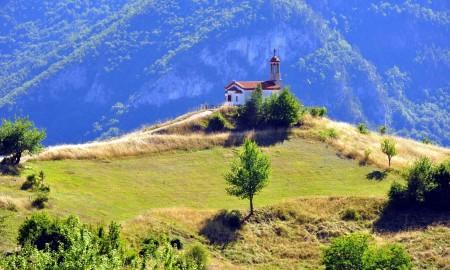 Krastova Gora in Bulgaria