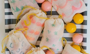 Natural jelly candies for kids with lovely bags