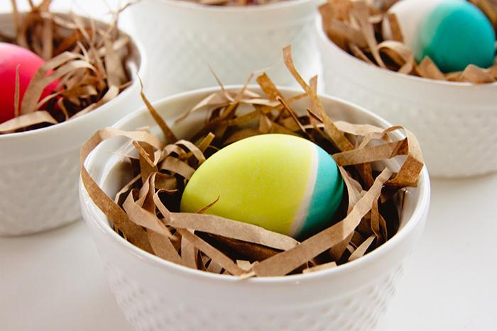 Plastic free egg holder
