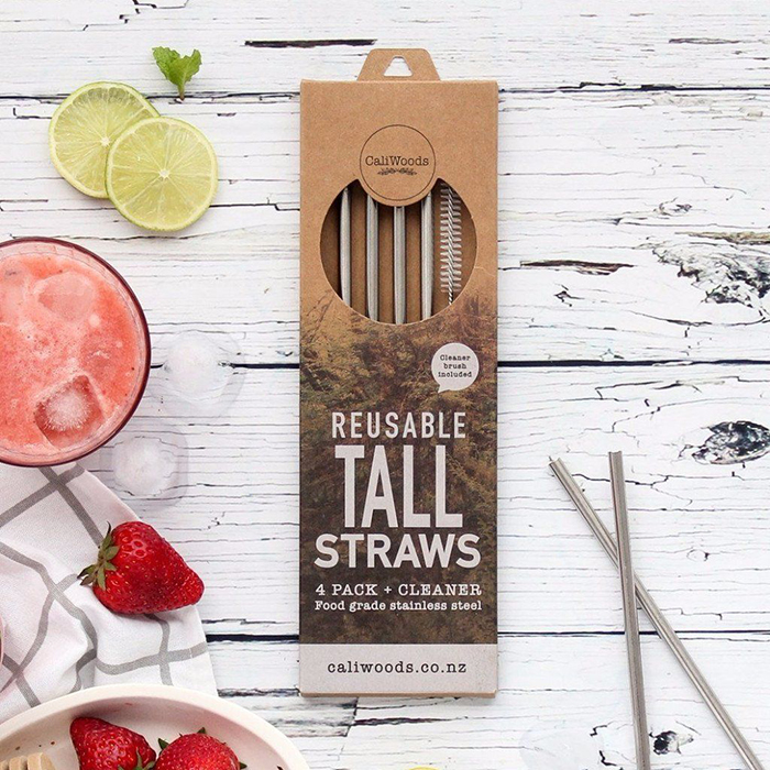 Reusable Stainless Steal Alternative Straws