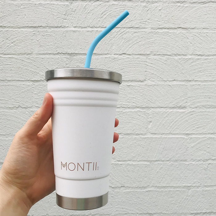 Soft Silicone Reusable Straw