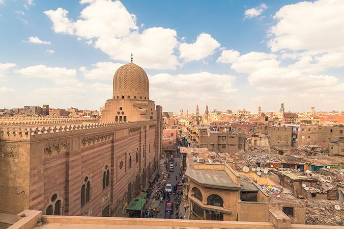 Buildings in Egypt