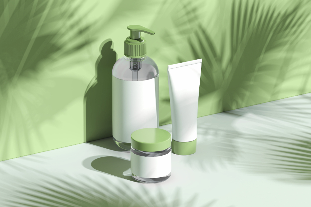 Nighttime care cosmetic products