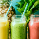 Fruit smoothies for better skin