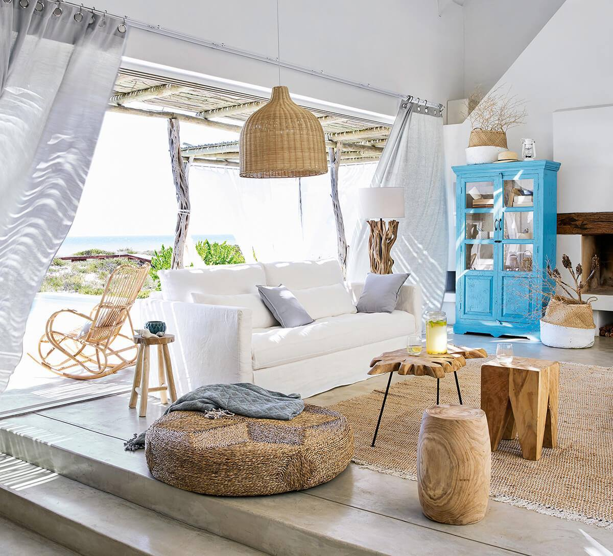Ideas for Coastal Home Décor - PRETEND Magazine