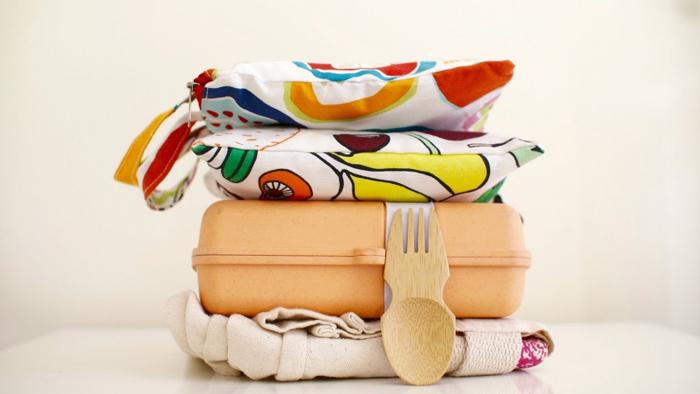 Zero waste travel accessories