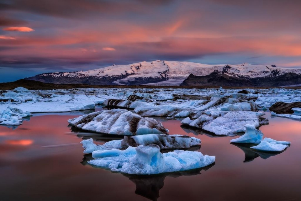 Iceland´s glaciers