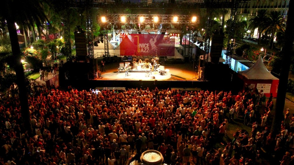 Nice Jazz festival one of the most attractive music festivals