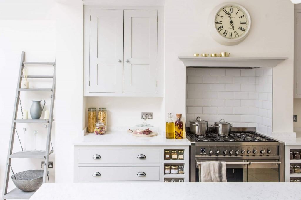 Modern zero waste kitchen