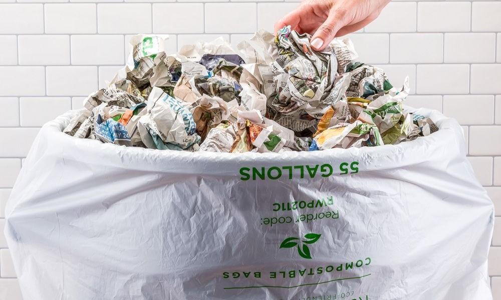Compostable Trash Bags