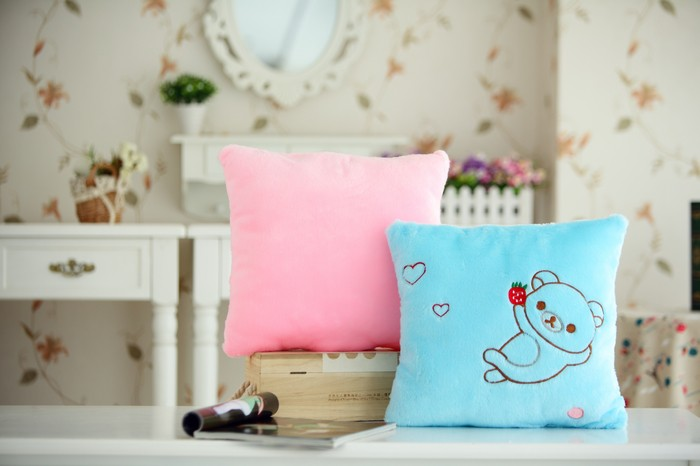 kids cute chair pillows