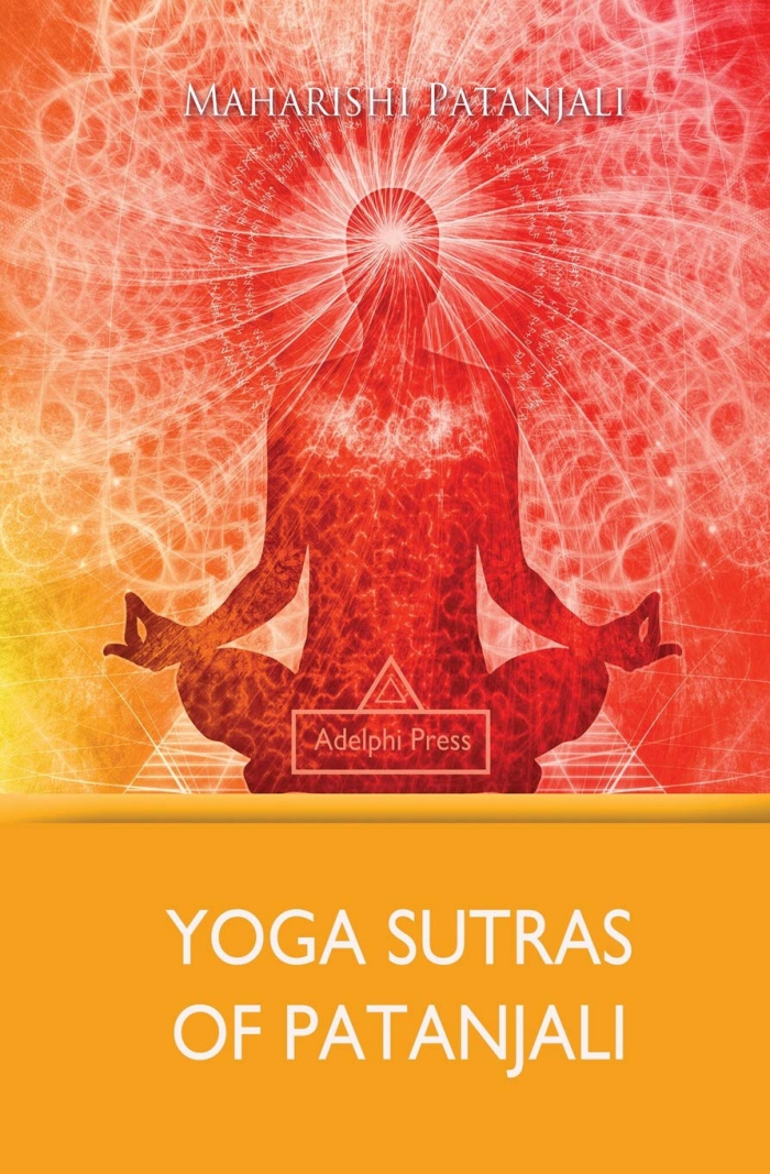 Book Cover Yoga Sutras By Patanjali