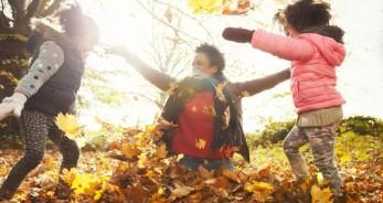 Family autumn outdoor activities ideas