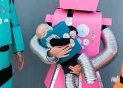 Robots halloween costume ideas for babies