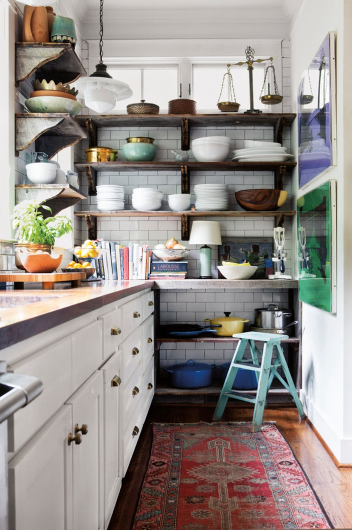 Great Kitchenette Ideas for Small Spaces - PRETEND Magazine