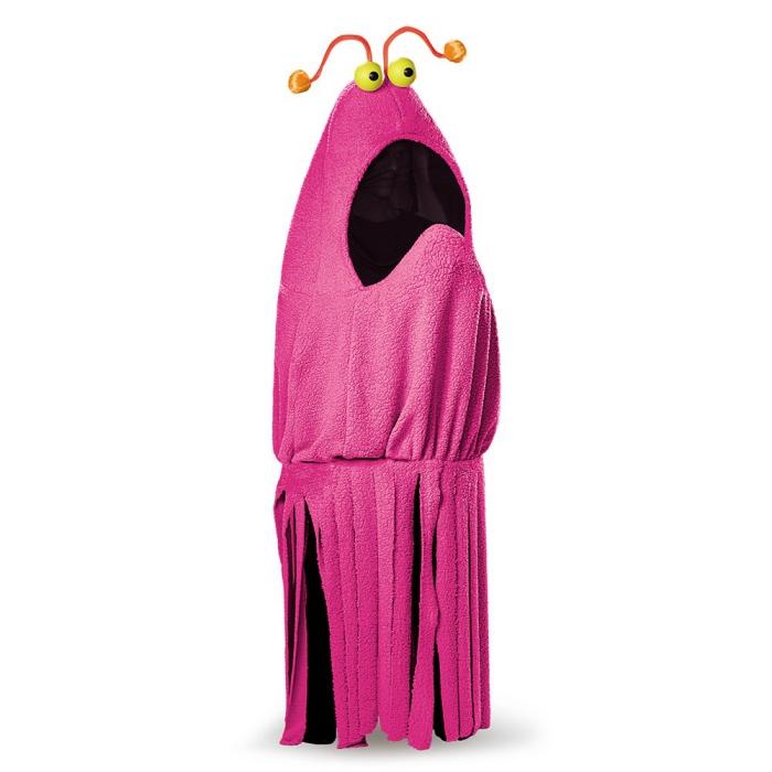 Seasame Street Yip Yips Halloween costume ideas pink alien