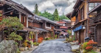 Best hike along Japan's Nakasendo Trail 1