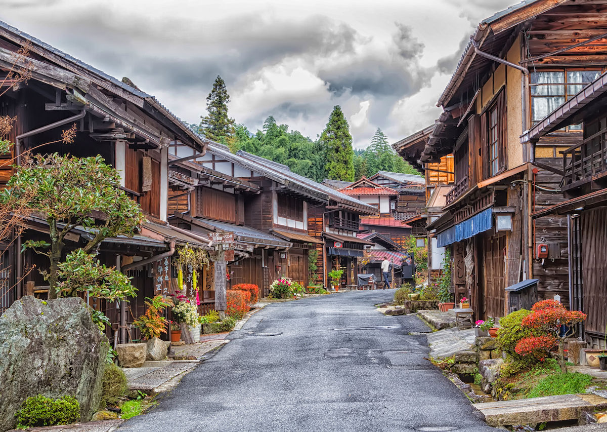 Best hike along Japan's Nakasendo Trail 1