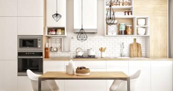 Scandinavian Kitchen inspirations