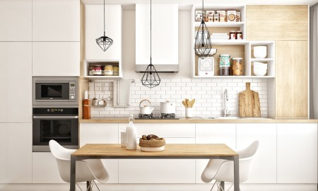 Scandinavian Kitchen inspirations