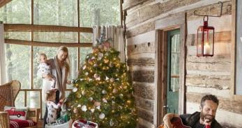 Halfpenny Christmas getaway in UK