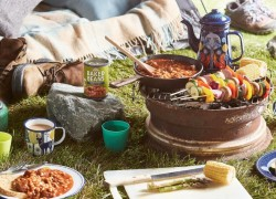 Easy Camping food ideas