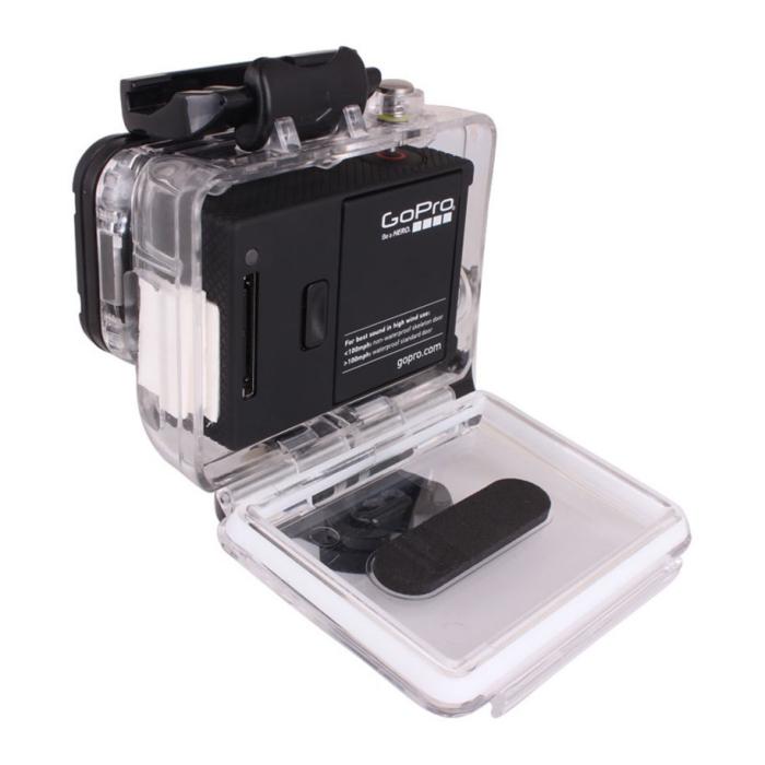 Anti-Fog GoPro accessories transparent camera case