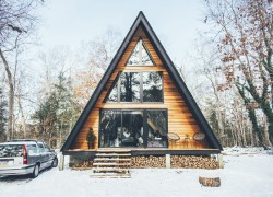 Best winter cabins around the world
