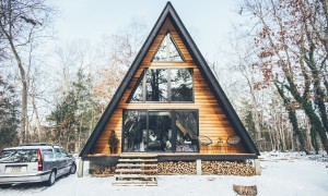 Best winter cabins around the world
