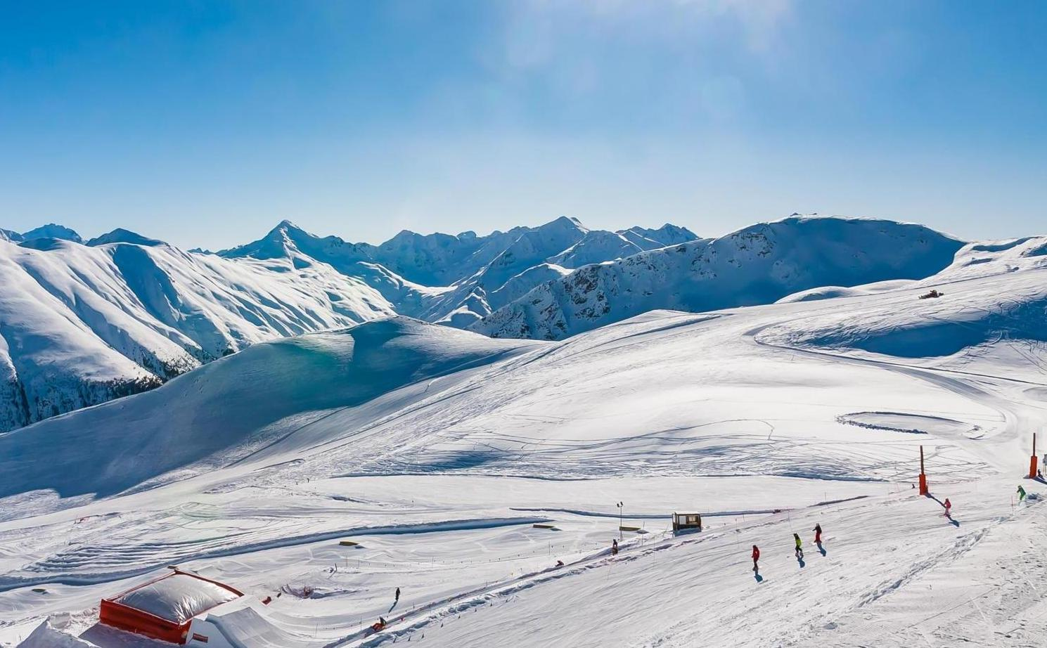 Livigno Best Ski Vacation slopes snowy peaks winter sports