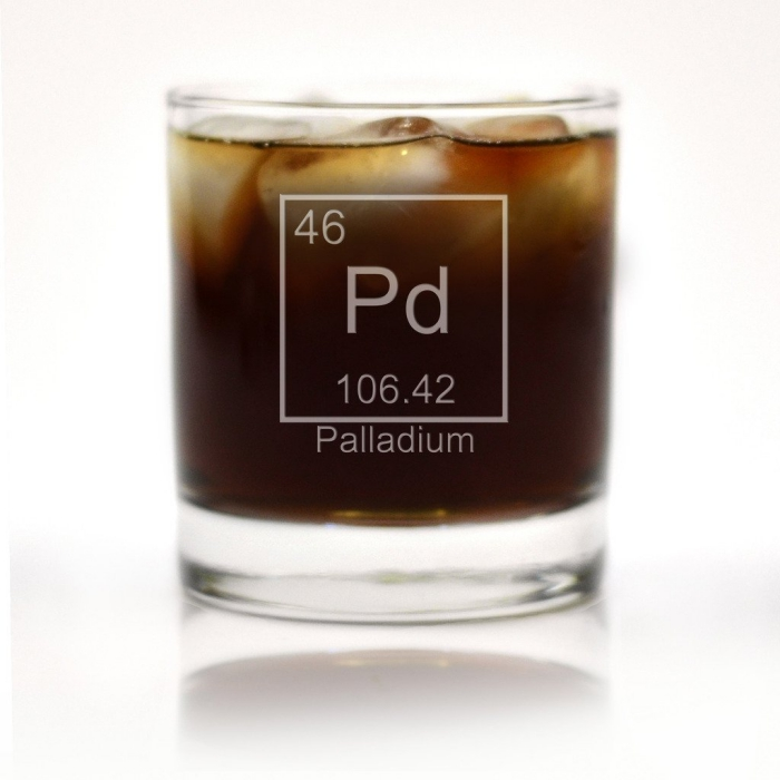 Palladium glass the hardest materials in the world glass with liquid
