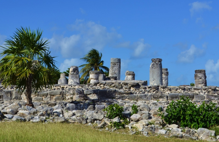 El Rey Mexico ruins tourist site history exotic destinations
